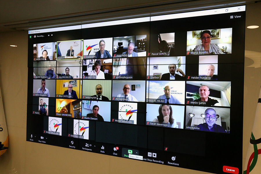 WT Virtual Council Meeting on October 5